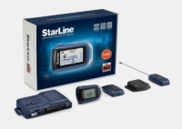 Автосигнализация StarLine Twage A62 Dialog CAN Flex