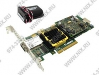 Adaptec Adaptec RAID 5445Z ASR-5445Z Single PCI-E x8, 4-port int/4ext SAS/SATA, RAID 0/1/1E/10/5/5EE/6/50/60,Cache 512Mb