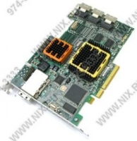 Adaptec Adaptec RAID 51245 ASR-51245 Single PCI-E x8, 12-port int/4 ext SAS/SATA,RAID 0/1/1E/10/5/5EE/6/50/60,Cache 512Mb