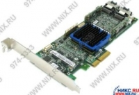 Adaptec Adaptec RAID 3805 ASR-3805/128 Single PCI-E x4, 8-port SAS, RAID 0/1/1E/10/5/5EE/6/50/60/JBOD, Cache 128Mb